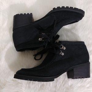 Von Dutch Sidestand leather Bootie Size 6.5